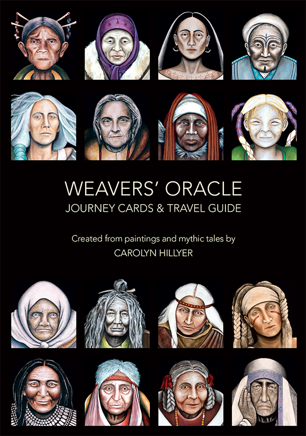 ORACLE DE WEAVERS - Seventh Wave Music